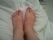 Photos des pieds de Stesab, les petite pied de ma copine