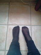 Photos des pieds de Moovley, Mes pieds