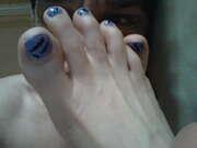 Photos des pieds de Nat69, Pour une demande.;