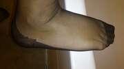 Photos des pieds de Nylon34, pour les fétichistes