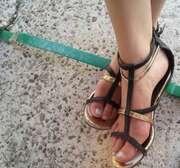 Photos des pieds de Platon, Pieds d'une amie 2