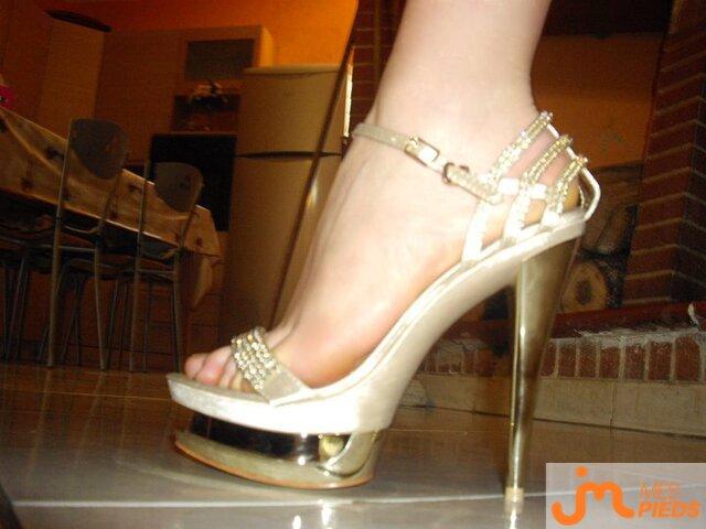 Photo des pieds de Ginette69