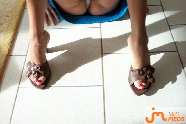 Photo des pieds de Libido40