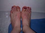 Photos des pieds de Likefeet, 1er foto