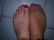 Photos des pieds de Likefeet, mes pieds