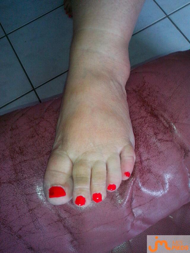 Photo des pieds de Coquin29