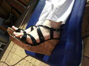 Photos des pieds de Atm77, tres jolie pied d une ex