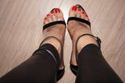Photos des pieds de Mistressjayde, Mes pieds