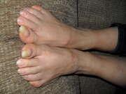 Photos des pieds de Nolly78, Nouvelle