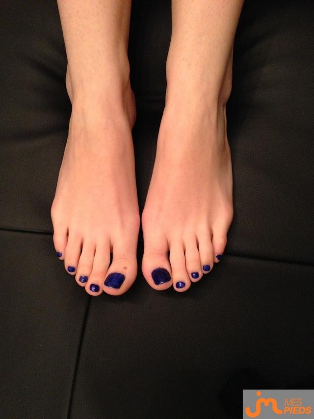 Photo des pieds de Feet plaisir