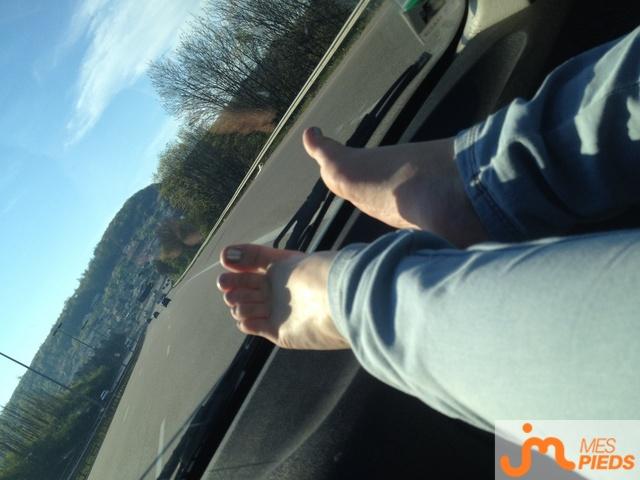 Photo des pieds de Florence54