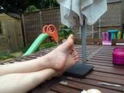 Photos des pieds de Ozdere, Mes pieds pour vous