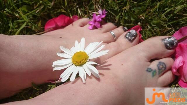 Photo des pieds de Couplefétichiste76