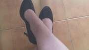 Photos des pieds de Laurine, Petits pieds