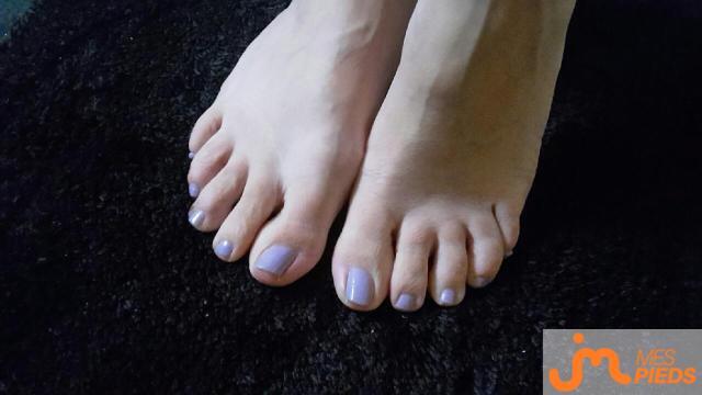 Photo des pieds de Boby44