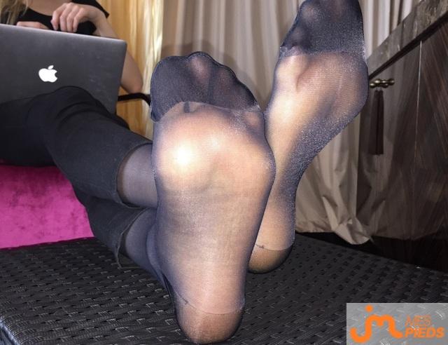 Photo des pieds de Freerider6969