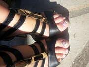 Photos des pieds de Amor♡, pied♡ partie 2