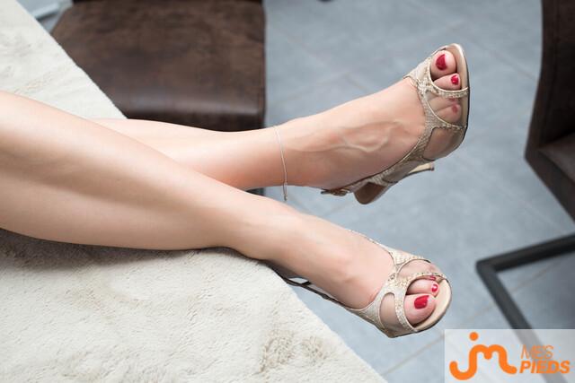 Photo des pieds de Cokincelia33