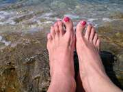 Photos des pieds de Magat37, Mes pieds, tout simplement.
