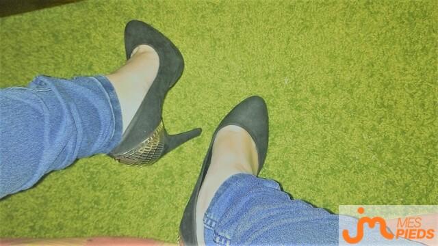 Photo des pieds de Fetich53