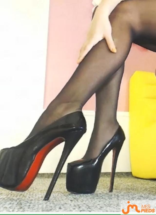 Photo des pieds de Cunni75
