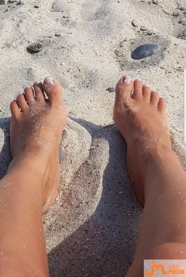 Photo des pieds de Ita22
