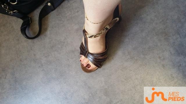 Photo des pieds de Italia90