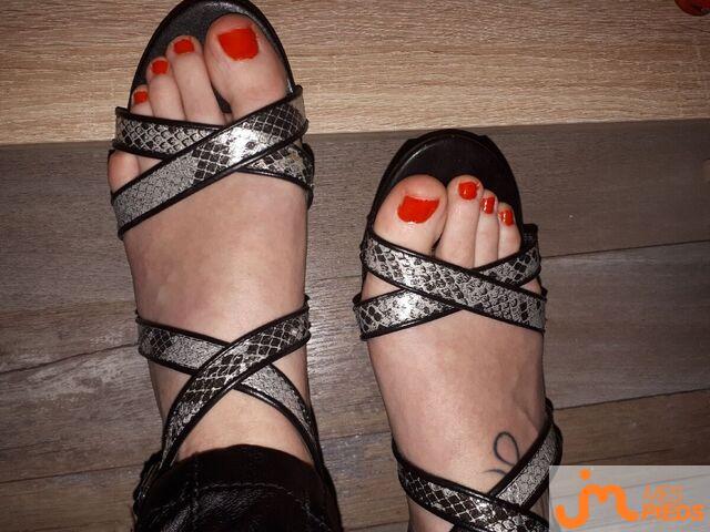 Photo des pieds de Enzo&julie59