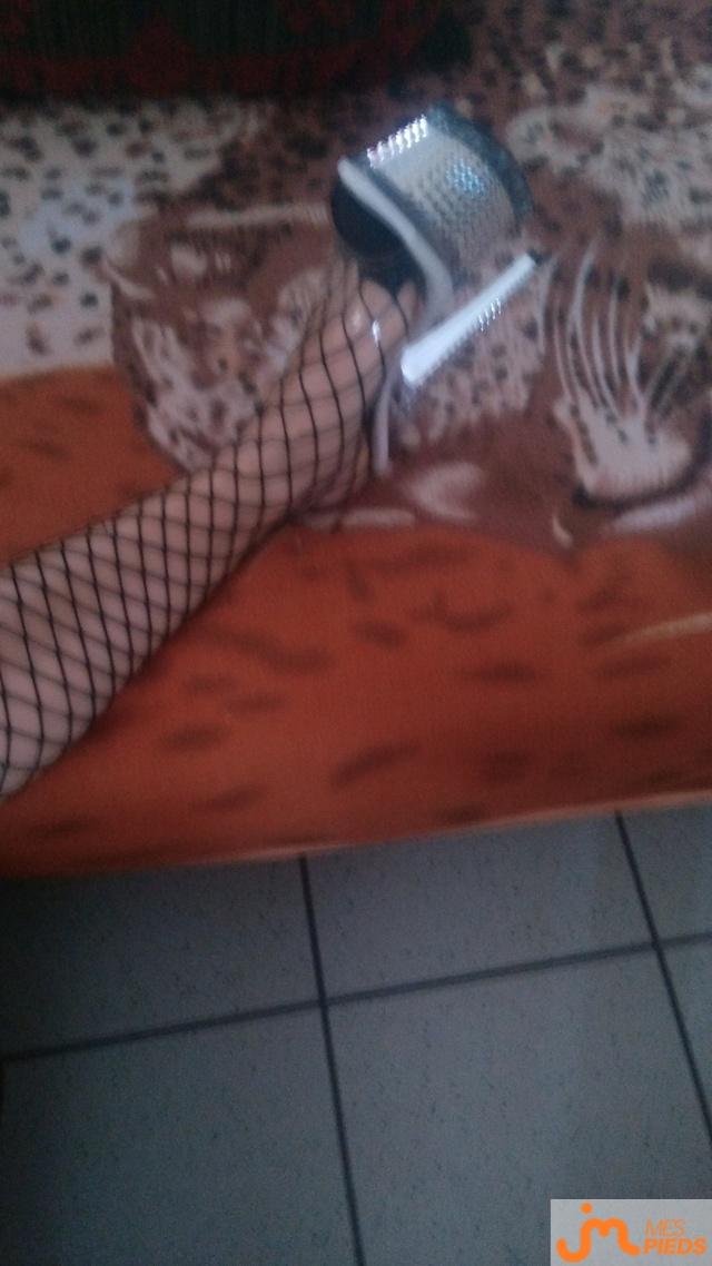 Photo des pieds de Leslovers16