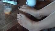 Photos des pieds de Lapetitefetish, Mes jolis pieds taille 37