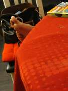 Photos des pieds de Oksako, Ses pieds