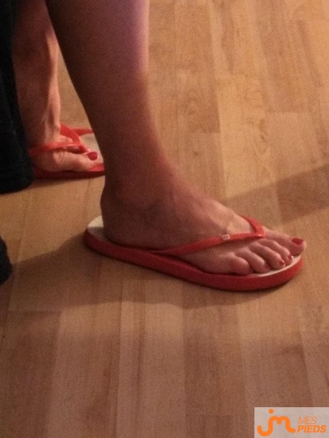Photo des pieds de Magat37