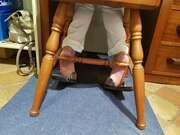 Photos des pieds de Cplpieds, Pieds  de ma femme bi