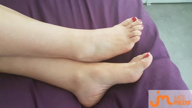 Photo des pieds de Couplecokin63