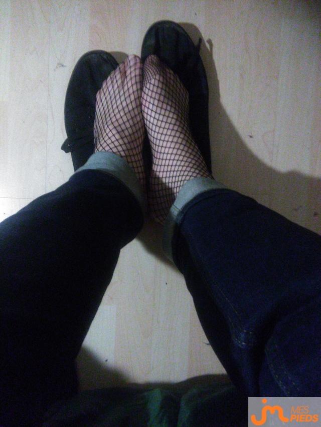 Photo des pieds de Z0476
