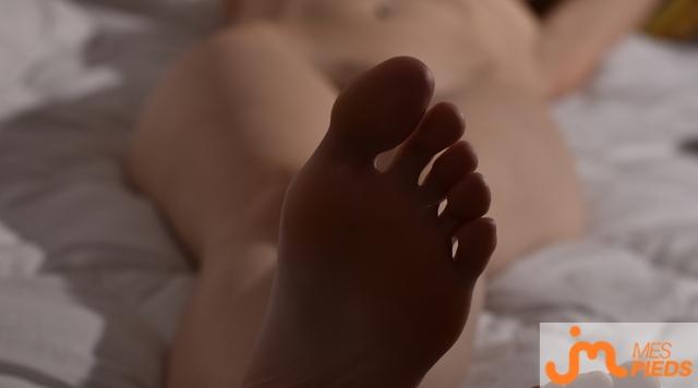Photo des pieds de Chou93