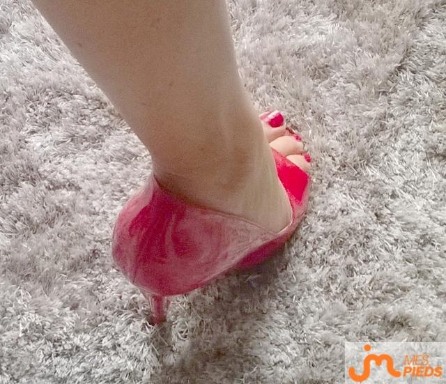 Photo des pieds de Janusmilo
