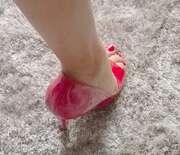 Photos des pieds de Janusmilo, Mes Rossana passion!!!