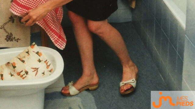 Photo des pieds de Cocuavie