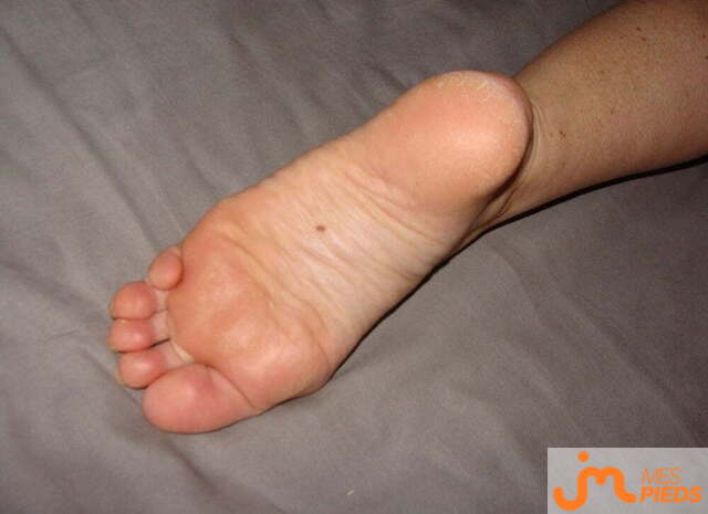 Photo des pieds de Cocuavie