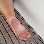 Photos des pieds de Anaysetorka, TOUT LE MONDE SUR LE PONT