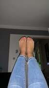 Photos de pieds : Premier album