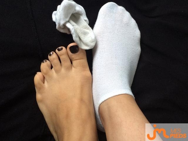 Photo des pieds de Princess_feet