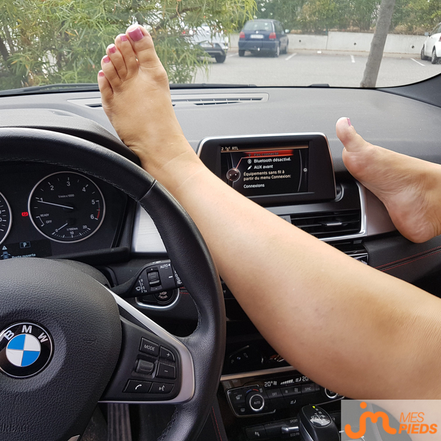 Photo des pieds de Anaysetorka