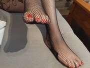Photos des pieds de Lorraine5400, Ma coquine de femme