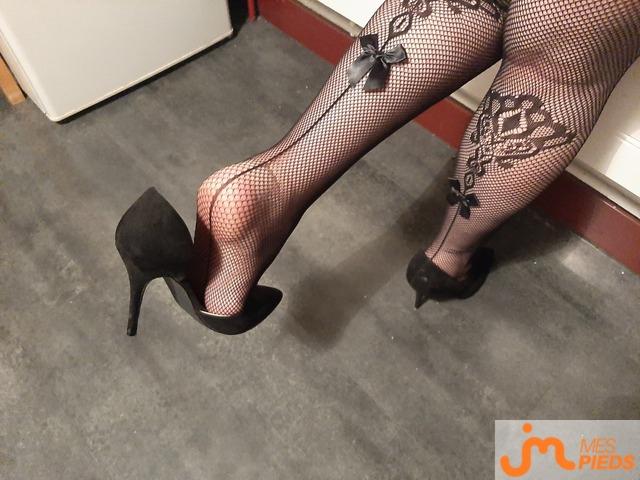 Photo des pieds de Lorraine5400