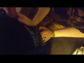 Videos des pieds de Enzo&julie59, Debut de soiree